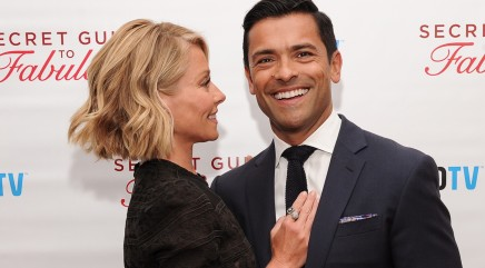 Kelly Ripa dishes on hilarious discovery she made when her husband made a surprise visit