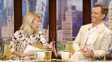 Kelly Ripa can't stop laughing over wild new study on drinking