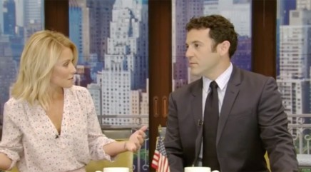 Kelly Ripa jokes about why her son asked her not to serve as 'snack parent'