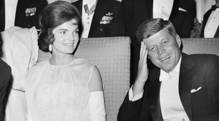 A look back at John and Jackie Kennedy's most romantic moments