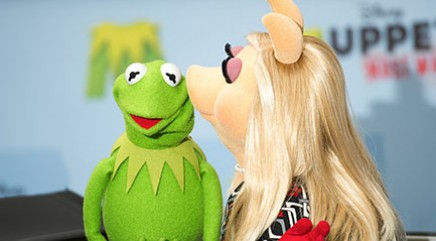 Kermit the Frog on the key to Miss Piggy's heart