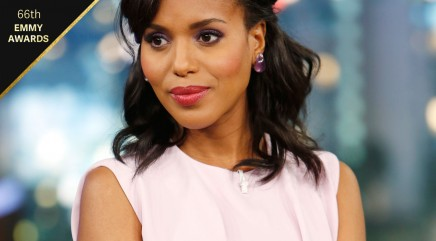 Kerry Washington could make Emmy history