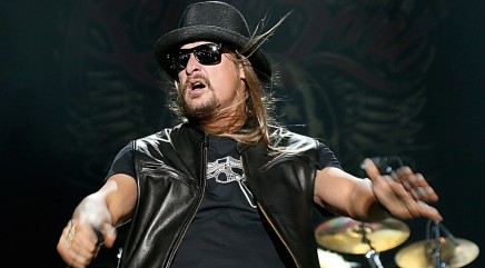 Kid Rock is going to be a grandfather