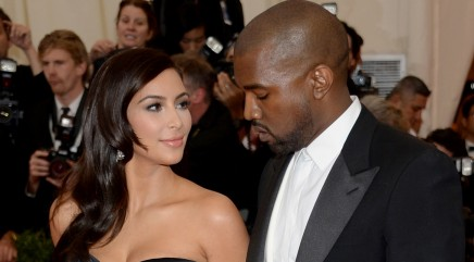 Which Kardashian went to Kim's wedding hungover