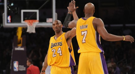 Lamar Odom speaks publicly for the first time in a touching tribute to Kobe Bryant