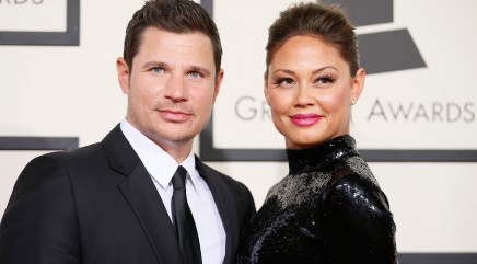 Vanessa and Nick Lachey make a major announcement