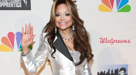 Who LaToya Jackson thinks could play MJ