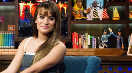 Steamy pics of Lea Michele's rumored boyfriend