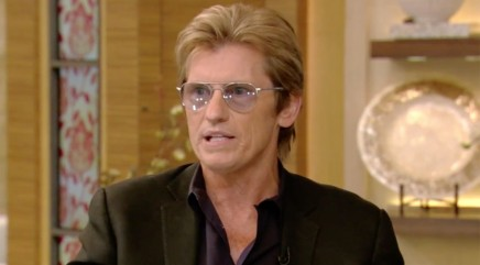 Denis Leary couldn't believe move trespassers made on his property