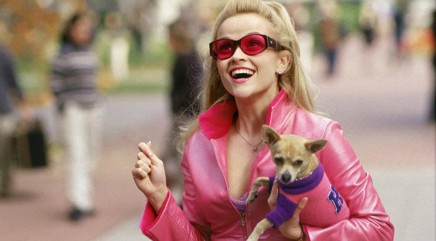 Witherspoon brings back 'Legally Blonde' character for a special cause