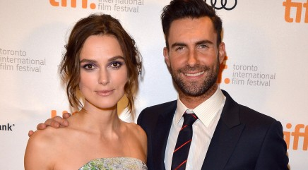 What Levine would like to see Knightley do