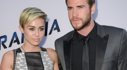 Liam Hemsworth shares sweet throwback photo with Miley Cyrus