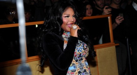 Interesting name Lil' Kim gave new daughter
