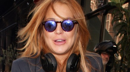 Is Lindsay Lohan moving abroad?