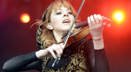 Internet sensation Lindsey Stirling's road to fame