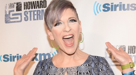 Is Lisa Lampanelli considering a career change?