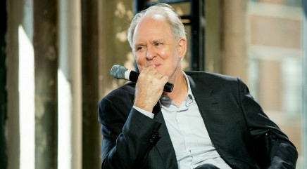 John Lithgow on the movie making process