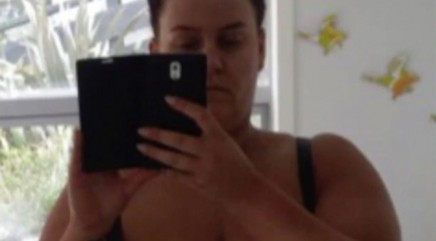 Woman loses incredible 202-lbs. in less than a year