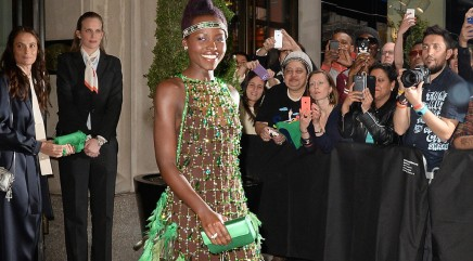The daring style of Lupita Nyong'o