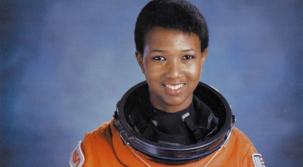 First black woman in space rejects all norms