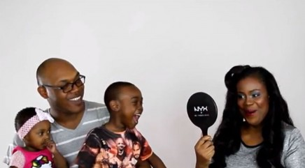 Kids have priceless reactions to seeing their moms after getting makeovers