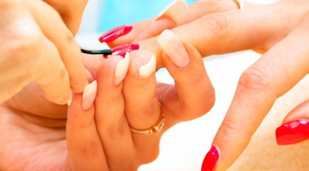 Are gel manicures really bad for you?