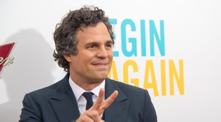 How a stranger helped Mark Ruffalo