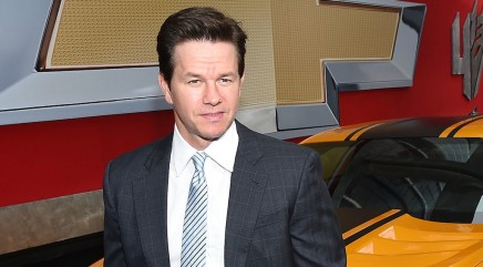 Wahlberg on transforming into an action hero