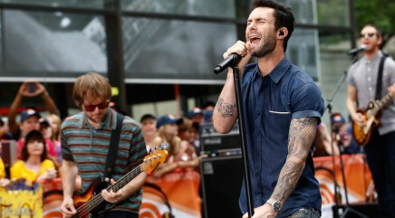 Adam Levine reveals details about his VMA performance