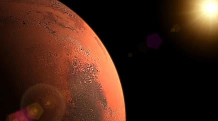 Expert predicts when humans will first set foot on Mars