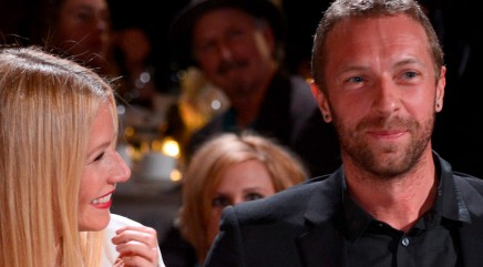 Chris and Gwyneth working things out?