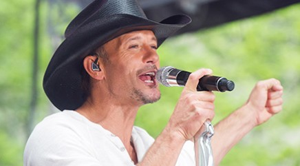 The 'magical' moment Tim McGraw loves