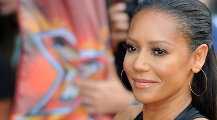 Spice Girl Mel B's approach to parenting