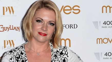 Melissa Joan Hart dishes about starting her own fashion label
