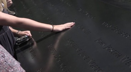 14-year-old girl opens up about the father she lost on 9/11