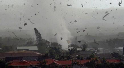 Tornado season has begun