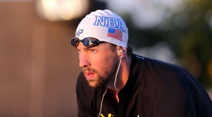 Michael Phelps opens up about his demons