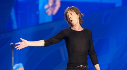 Jagger reportedly dating again?