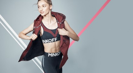 Check out Rebecca Minkoff's stunning Athleisure Spring 2016 collection
