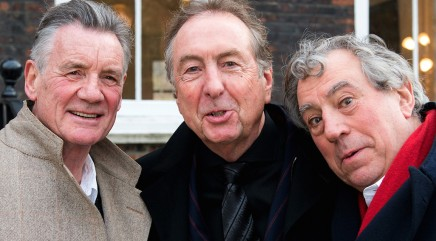 Celeb 'jokingly' slams Monty Python's new tour