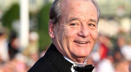 Bill Murray crashes a bachelor party