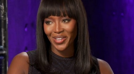 Naomi Campbell on why she won't judge