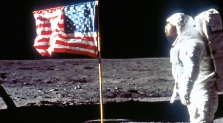 45 years after Apollo 11's moon landing