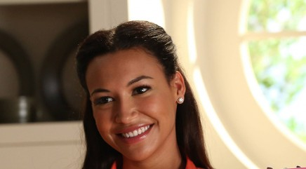 An inside look at Naya's gorgeous home