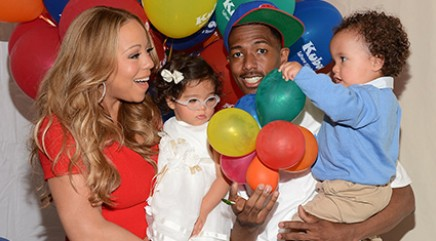 Nick Cannon dishes on Mariah Carey's mommy skills