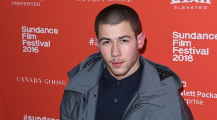 Nick Jonas dishes on his shocking new role in 'Goat'