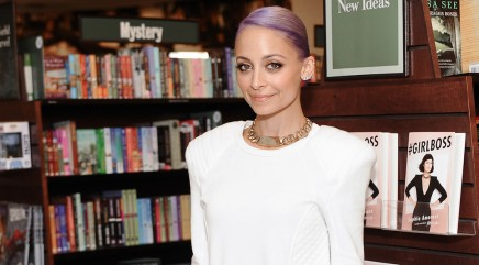 'Angel' Nicole Richie played cupid for