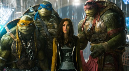 'Teenage Mutant Ninja Turtles' are back