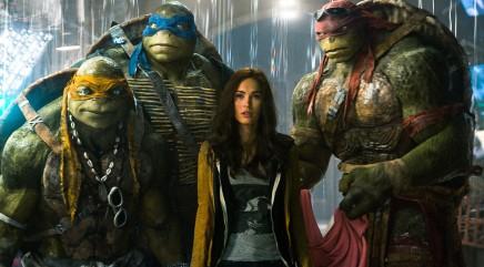 'Teenage Mutant Ninja Turtles' are back