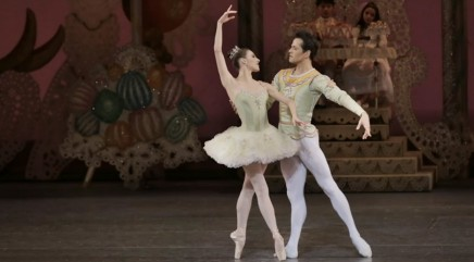 The love story of NYC Ballet dancers